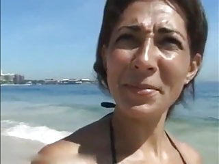 AMAZING sex with Brazilian MILF